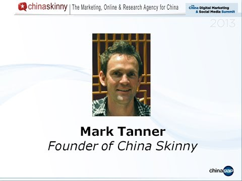 Mark Tanner - The Rise of eCommerce & mCommerce in China