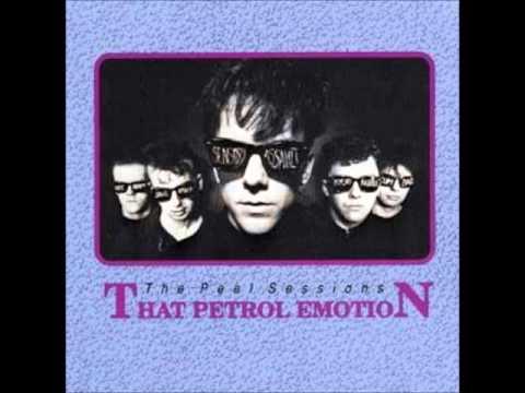 That Petrol Emotion John Peel Session June 1985