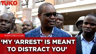 KENYA BREAKING NEWS - Former Nairobi Governor Dr. Evans Kidero Troubles with the EACC | Tuko TV