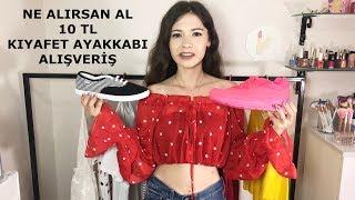 Kıyafet Ayakkabı Alışveriş | Ne Alırsan Al 10 TL