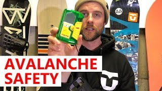 Avalanche Safety Gear & Resources