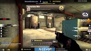 CEVO-Pro CS:GO Season 5: iBUYPOWER vs. NetcodeGuides - Week 8 on de_season_rc1