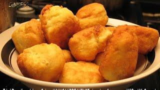 Fried Dumplings Or Johnny Cake Soft Recipe