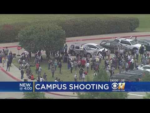 Suspect Commits Murder-Suicide On North Lake College Campus