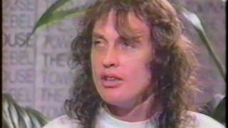 AC/DC Compilation of various interviews from the 80's, 90's and 00's