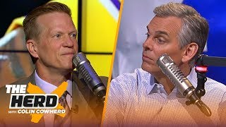 Ric Bucher is convinced Kevin Durant will leave Warriors for Knicks & talks Lakers | NBA | THE HERD