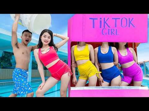 LAUGH OUT LOUD AMAZING MACHINE SEARCH GIRL PRANK & Funniest Situation Tiktok Every Day   S8 Films