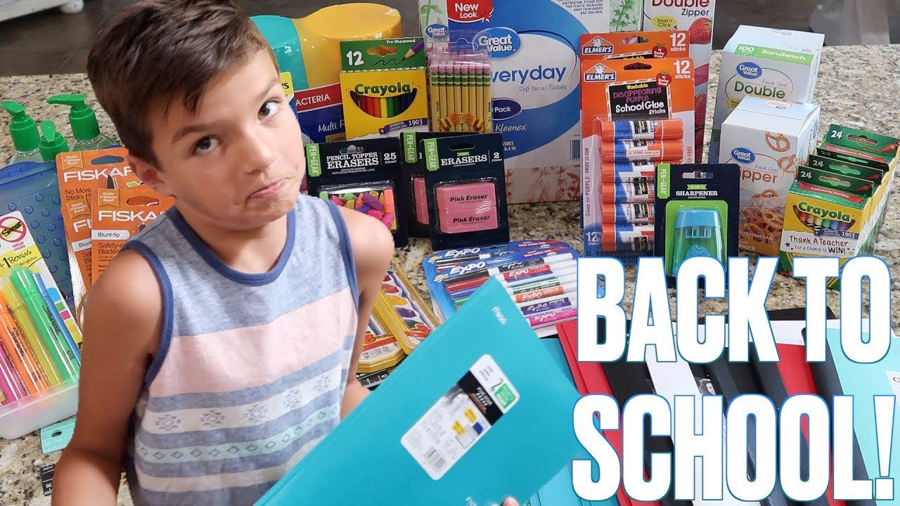 Back To School Shopping Back To School Supplies And Uniforms Back To School Clothes And Supplies