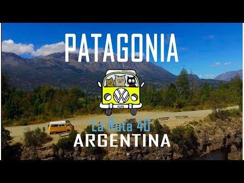 Entre Lagos por Argentina