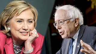 Bernie VS. Hillary — Who Will Win The Heart Of The Democratic Party? - The Ring Of Fire