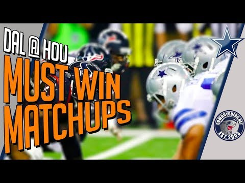 e06d9d9721b Dallas Cowboys vs Houston Texans Preview