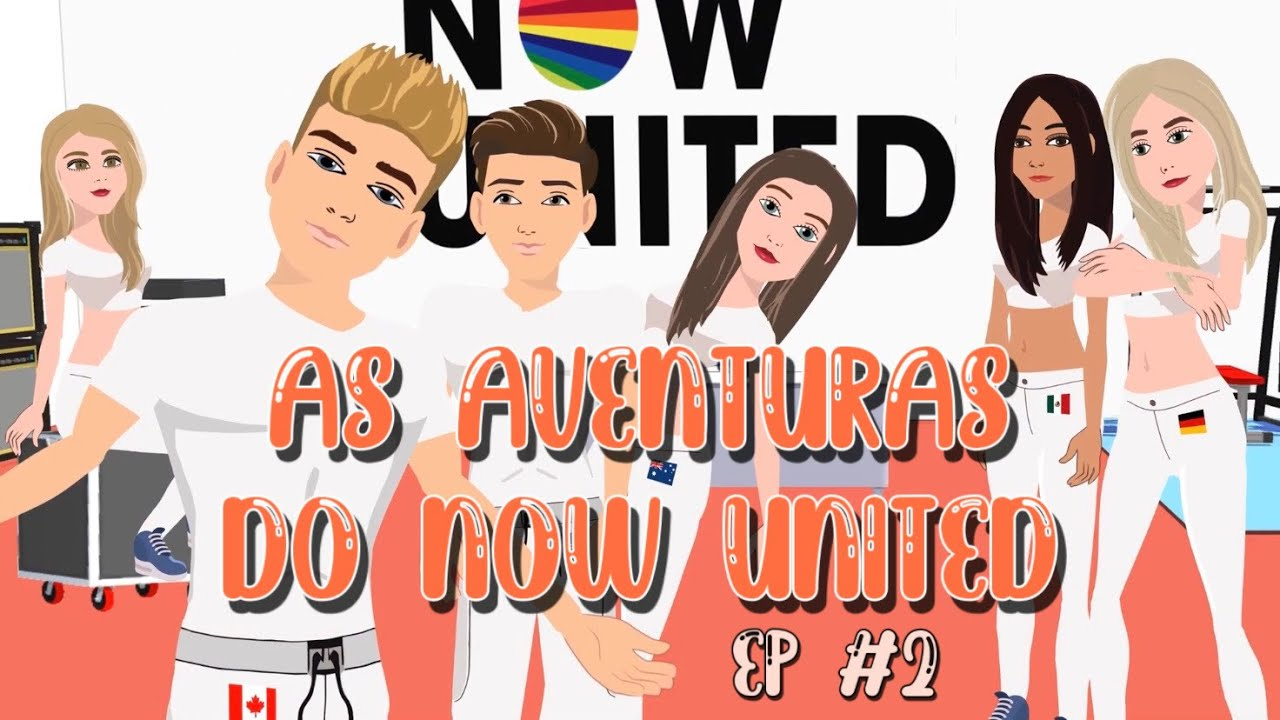 As Aventuras Do Now United - Episódio 02 (LEGENDADO PT-BR)