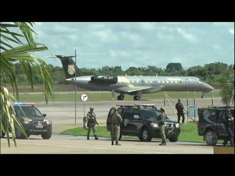Fernandinho Beira-Mar é transferido para Penitenciária Federal do RN