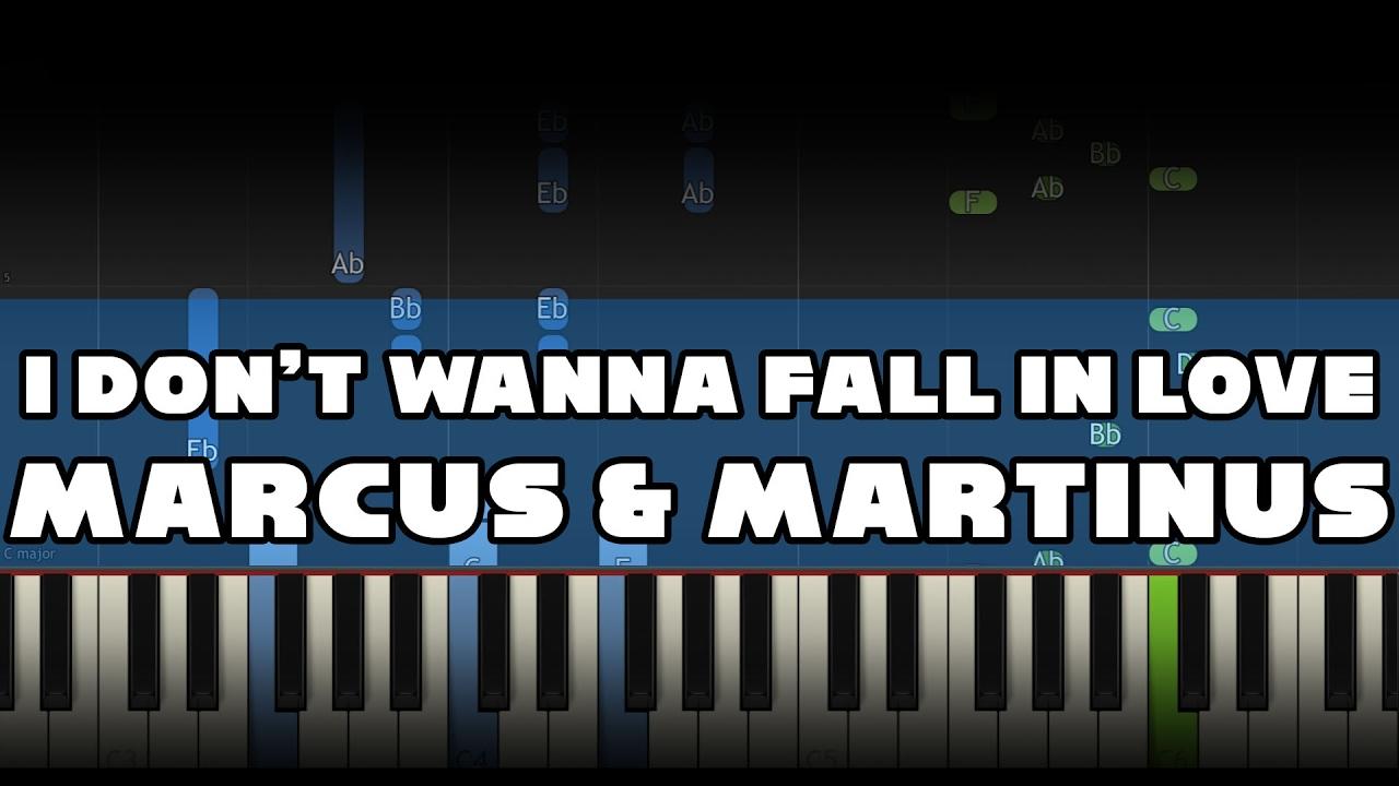 Marcus og martinus chords