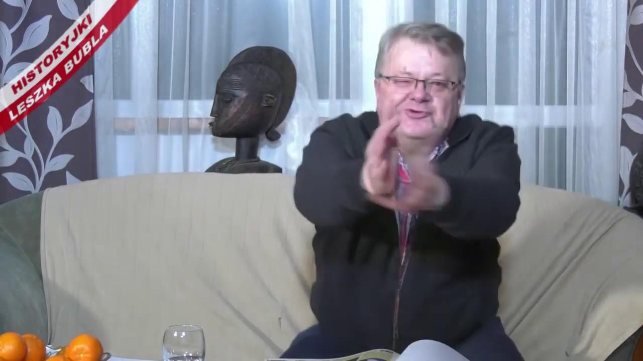 Historyjki Leszka Bubla - odcinek 2 - Manipulacje Piotra Tymochowicza