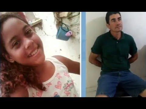 Vizinho confessa o assassinato de menina de 12 anos