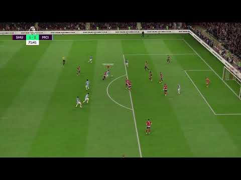 Sheffield United vs. Manchester City| English Premier ...