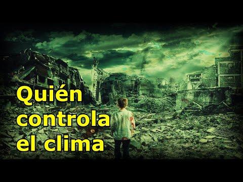 Quién controla el clima