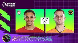 Alexander-Arnold vs Jota | Liverpool vs Wolves | ePremier League Invitational FINAL | FIFA 20