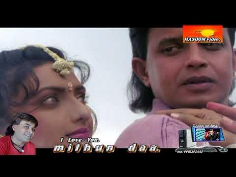 Chori Chori Dil Tera Chura Arge Full HD Song. ( Phool Aur Angar  1993 ) Masoom Video HD.