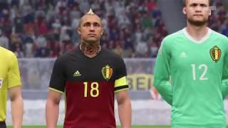 FIFA 18   België - Nederland (Nederlands commentaar)