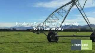 Harakeke Dairy Limited Partnership - North Canterbury - FULLY SUBSCRIBED