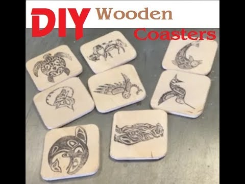 DIY coasters (ChanDezign)
