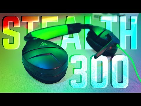 Rechargeable WIRED Headset?  | Turtle Beach Stealth 300