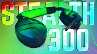 Rechargeable WIRED Headset?    Turtle Beach Stealth 300