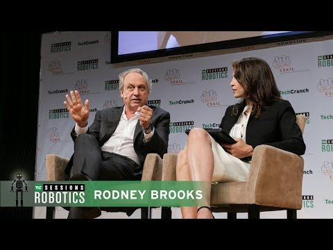 Fireside Chat with Rodney Brooks (Rethink Robotics)