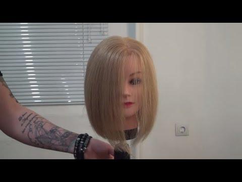 Парикмахер виртуоз.Шикарные причёски.