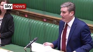 Starmer: How will 'the excluded' fare under Tiered lockdown?