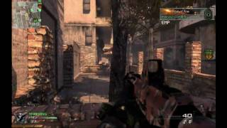 CoD: Modern Warfare 2 (PC) - ACR gameplay - Karachi
