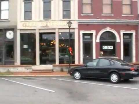 Touring Historic Alabama