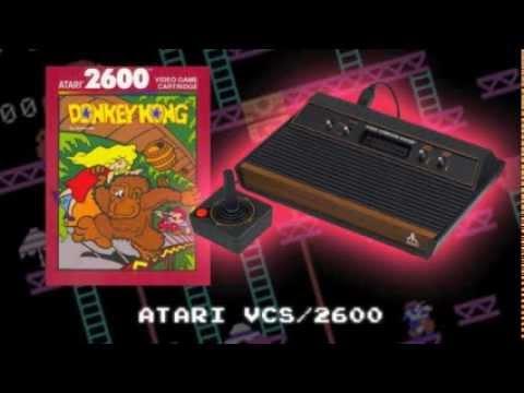 Head 2 Head: Donkey Kong - VCS vs Colecovision vs Intellivision