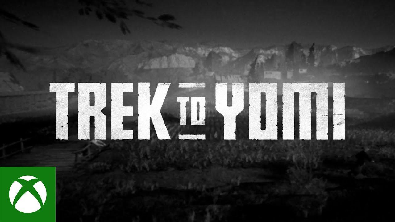 Trek to Yomi - Announcement Trailer