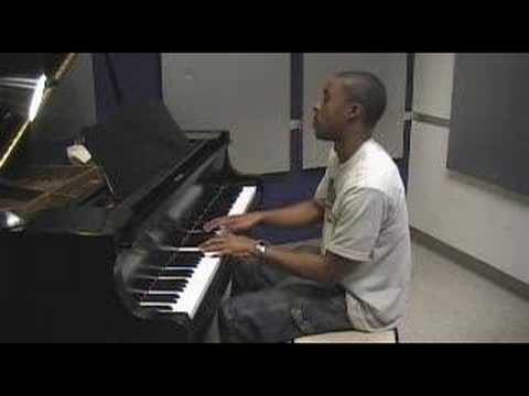 Ice Box - Omarion Piano Cover