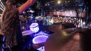 All My Friends - Owl City (Drum Cam Compilation)