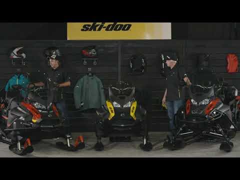 2021 Ski-Doo Inside Look: Utility Sleds