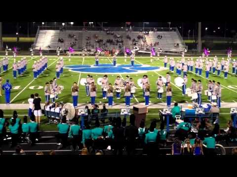 Barron Collier High School Halftime Show