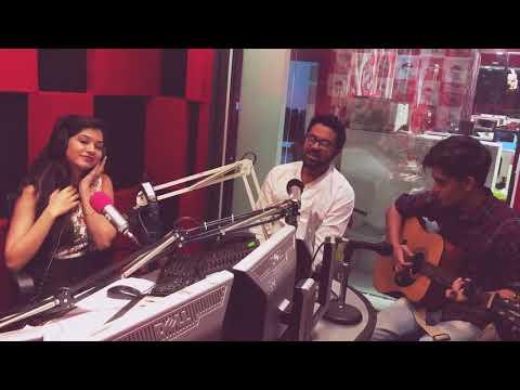 Rahul Jain Live Interview With Rangeeli Ruchi Fever 104 FM   Dil De Diya Hai Live