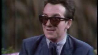Elvis Costello Tom Snyder Part 1