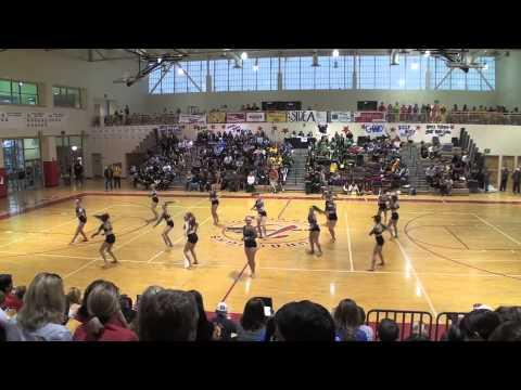 2012-2013 USA Regional Competition at Burroughs Intermediate Dance