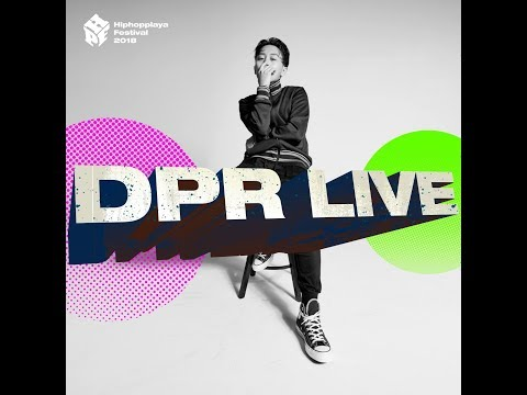 DPR LIVE @ HIPHOPPLAYA FESTIVAL 2018
