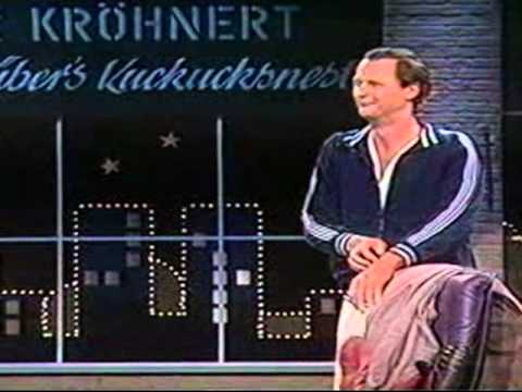 Erich Honecker imitation