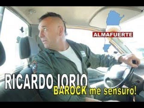 RICARDO IORIO  explica porque no va mas ALMAFUERTE y lo de BAROCK