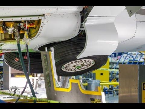 boeing 737 max landing gear youtube rh youtube com High Wing Airplane Main Landing Gear Design Boeing 767 Landing Gear