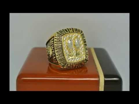 San Francisco 49ers 1984 NFL Super Bowl XIX Championship Ring