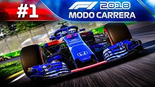 F12018 #F12018Trayectoria #TheSevi #F12018Gameplay ▻Ajustes onboard...