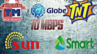 1 TAP CONNECT EHI FILES FOR ALL NETWORKS (SUN, GLOBE, TNT